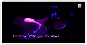 Still got the blues video